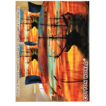 Pościel Cotton World 1C 160x200
