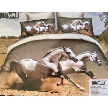 Pościel Konie 3D 36 160x200