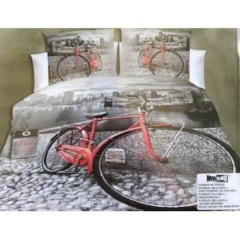 Pościel Rower 3D 160x200 82