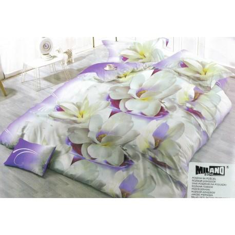 Pościel Kwiaty 3D 200x220 46