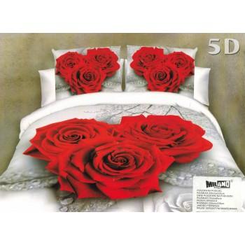 Pościel Róże 3D 200x220 69