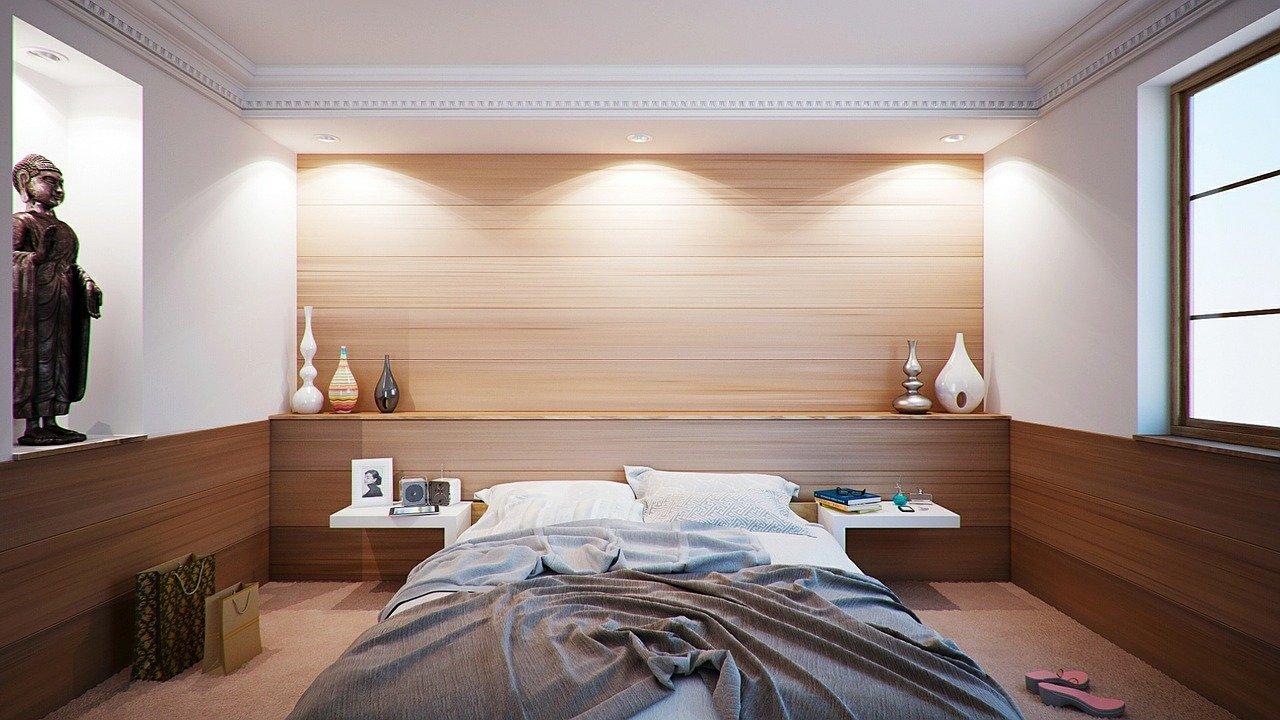 Jak ustawić łóżko, żeby dobrze spać?