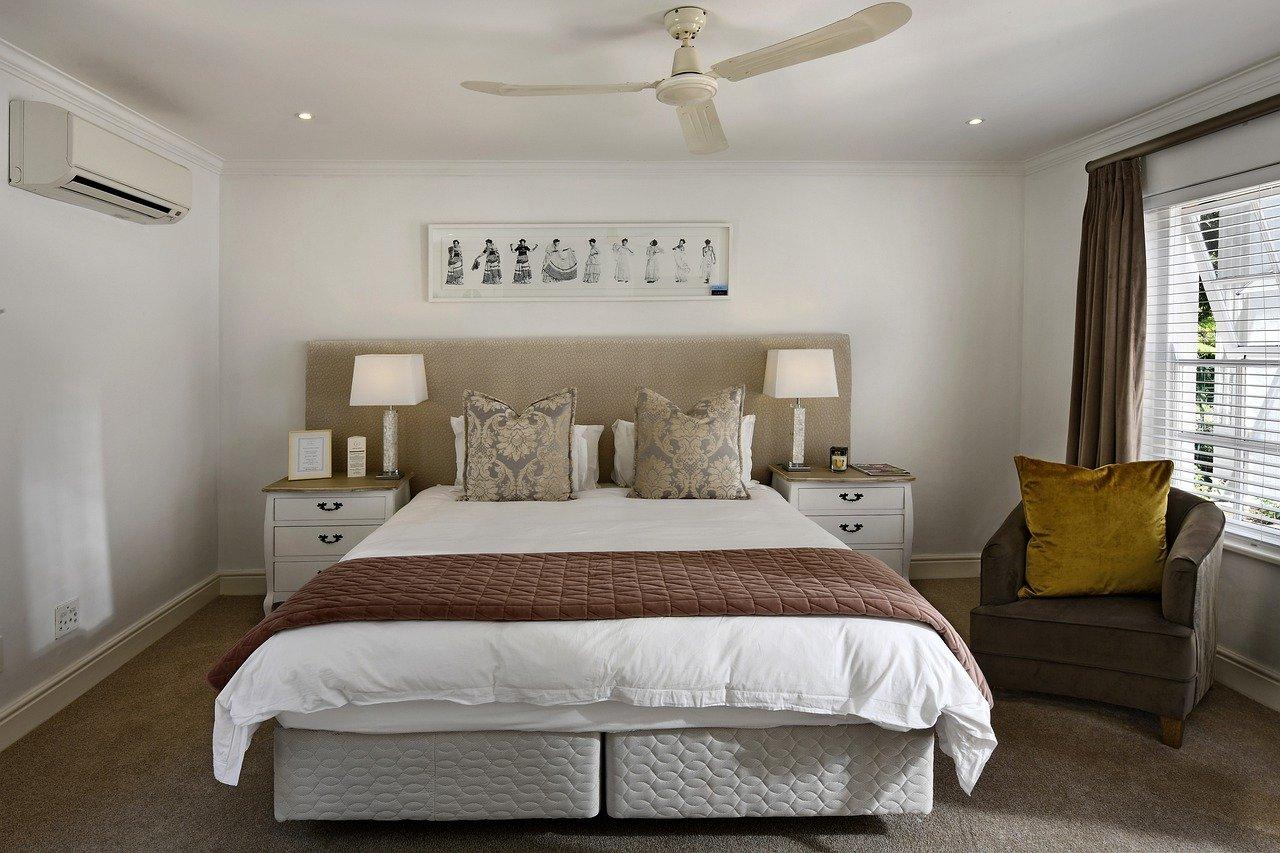 Jak umeblować sypialnię?