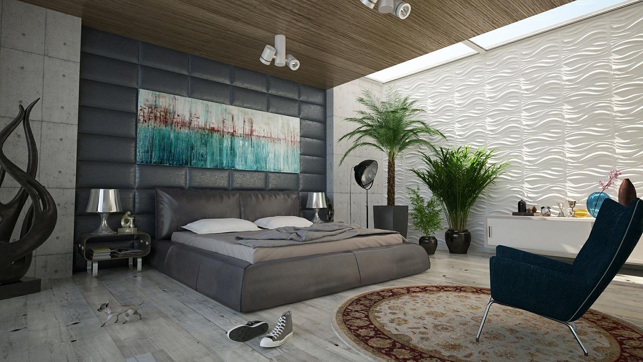 Jakie oświetlenie do sypialni jest odpowiednie?